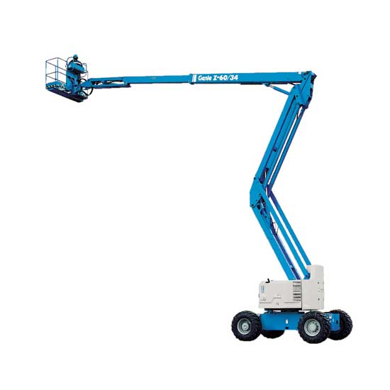articulated cherry picker